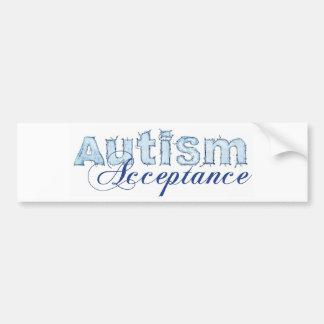Autism Acceptance Bumper Sticker