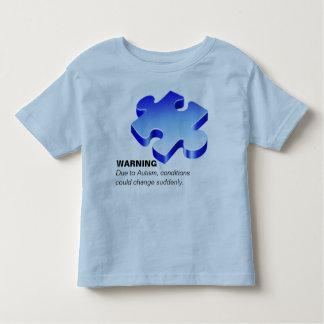 Autism Alert T-Shirt
