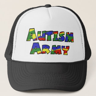 Autism army hat