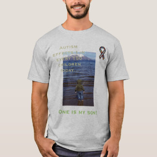 Autism Awareness, 1 in 150...Please Help! T-Shirt