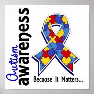 Autism Awareness 5 Posters