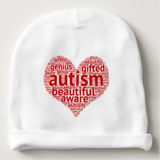 Autism Awareness Baby Beanie