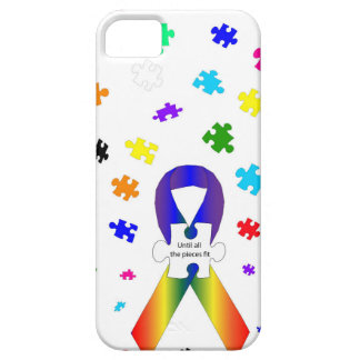 Autism Awareness Barely There iPhone 5 Case