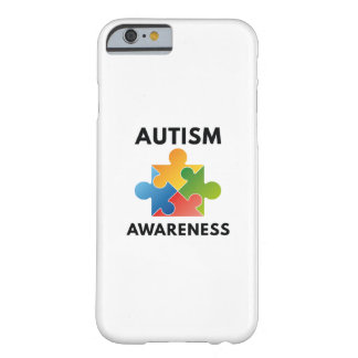 Autism Awareness Barely There iPhone 6 Case