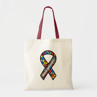 Autism Awareness - Budget Tote