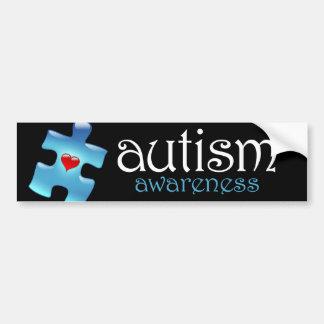 Autism Awareness Bumper Sticker (B2)