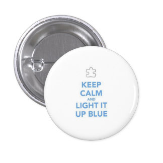 Autism Awareness Buttons