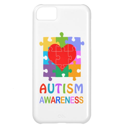 Autism Awareness Cover For iPhone 5C