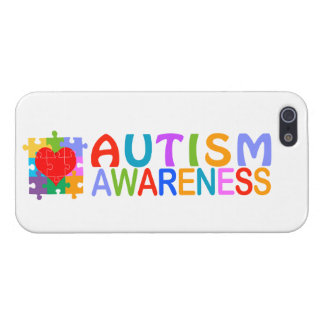 Autism Awareness Case For iPhone 5/5S