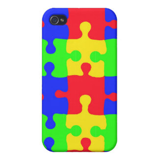 Autism Awareness Casse Case For iPhone 4