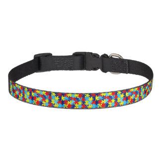 Autism Awareness Pet Collar