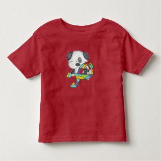 Autism Awareness Dog Toddler T-Shirt