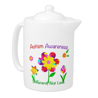 Autism Awareness Flowers