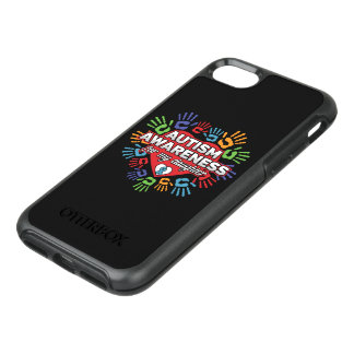 Autism Awareness for my Daughter OtterBox Symmetry iPhone 7 Case