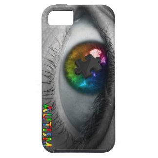 Autism Awareness iPhone 5 Case Multicolor Eye
