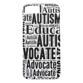 Autism Awareness iPhone 7 case Black