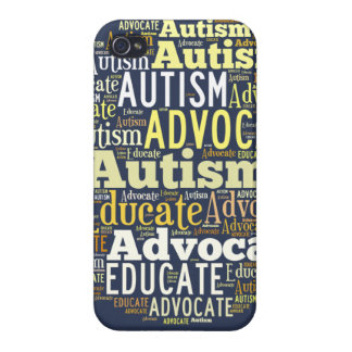 Autism Awareness IPhone Case Blue iPhone 4/4S Covers