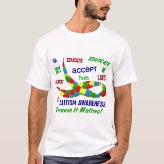 AUTISM AWARENESS MONTH APRIL T-Shirt