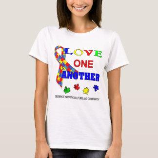 Autism awareness Month Logo T-Shirt