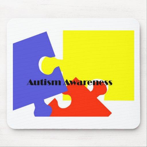 Autism Awareness Mouse Mats