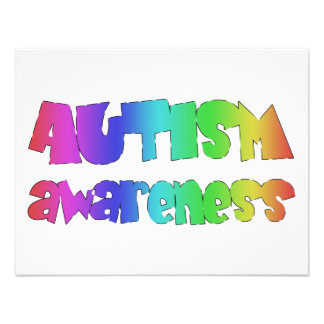 Autism Awareness original products Announcements