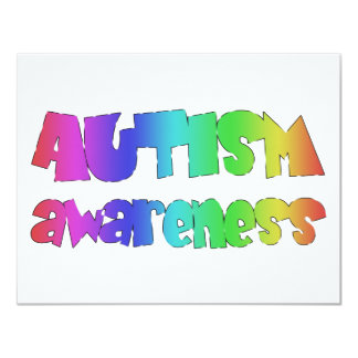 Autism Awareness original products! Card