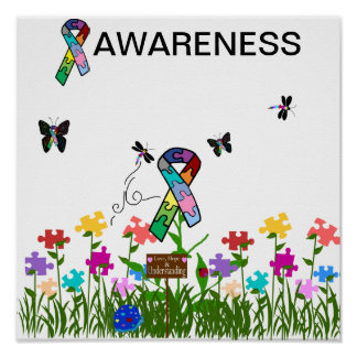 Autism Awareness Poster