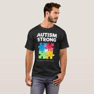 Autism Awareness Strong T-Shirt