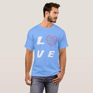 Autism Awareness T - Shirt Tee