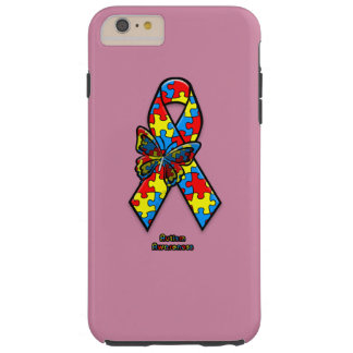 Autism Awareness Tough iPhone 6 Plus Case