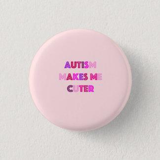 Autism Cute Button