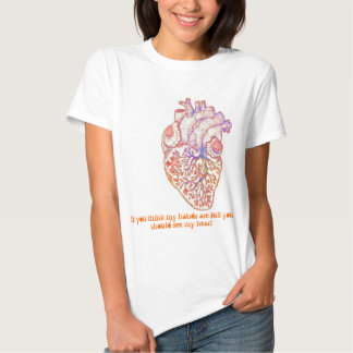 Autism - Full hands and heart Shirts