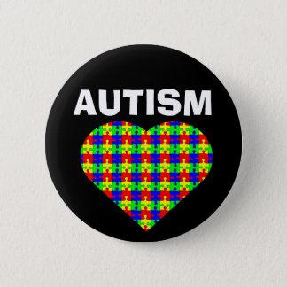 Autism Heart Button