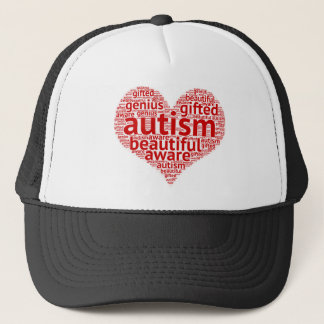 Autism is Beautiful Trucker Hat