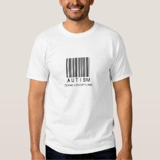 Autism Label T Shirts