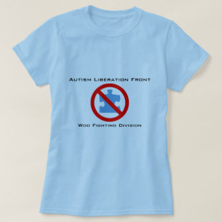 Autism Liberation Woo Fighting T-Shirt