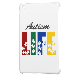Autism life iPad mini covers