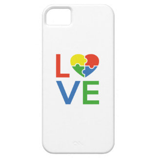 Autism Love Barely There iPhone 5 Case