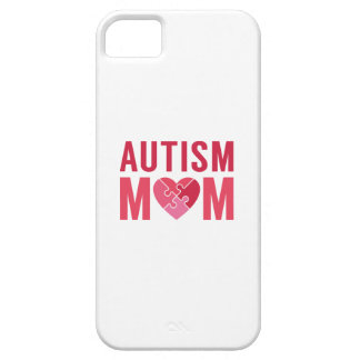 Autism Mom Case For The iPhone 5