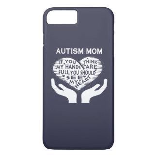 AUTISM MOM iPhone 8 PLUS/7 PLUS CASE