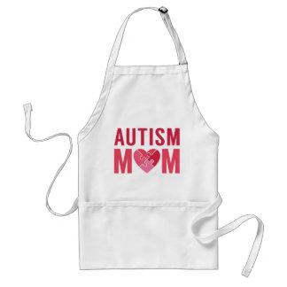 Autism Mom Standard Apron