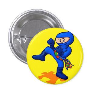 Autism Ninja Pins