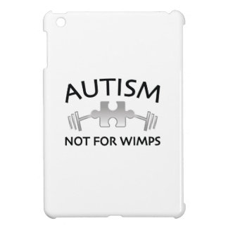 Autism Not For Wimps iPad Mini Cover