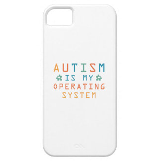 Autism Operating System Case For The iPhone 5