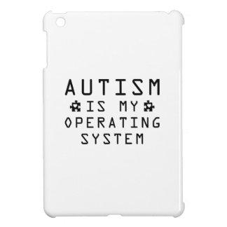Autism Operating System iPad Mini Cover