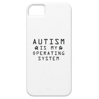 Autism Operating System iPhone 5 Covers