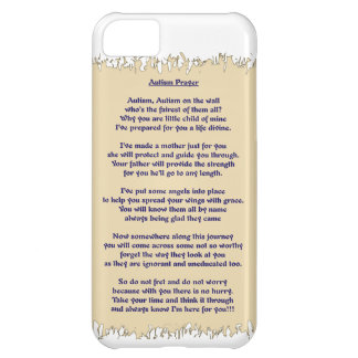 Autism Prayer iPhone 5C Case