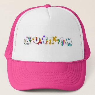 Autism Rainbow Cap