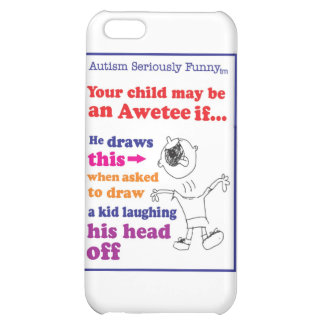 Autism Seriously Funny Merchandise iPhone 5C Covers