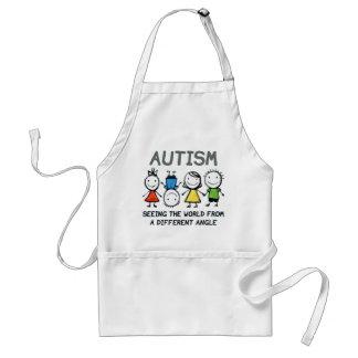 Autism Standard Apron